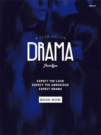 dramaparklane.com | Drama | Prestigious, World-famous Exclusive Crowd | SEO, Digital Marketing Strategy Planning, Website Design