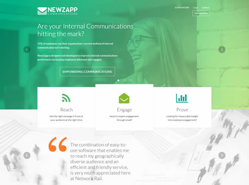 newzappcommunications.co.uk | NewZapp Communications | Powerful Cloud-based Internal Communications Tools | App Development, Website Design, Email Marketing and Paid Social